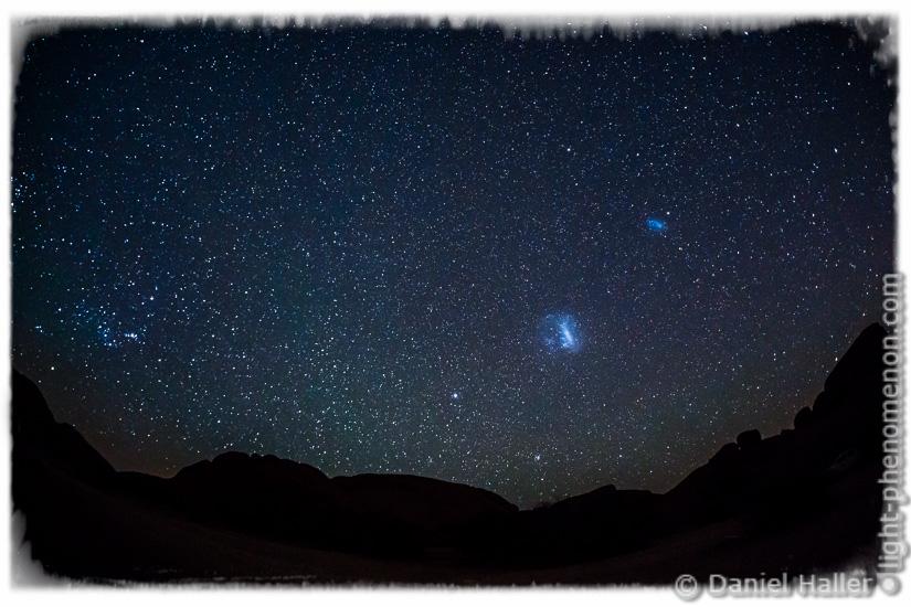 Magellansche Wolken