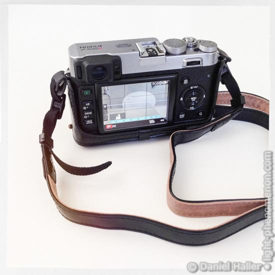 Kameratasche aus Leder für Fujifilm X100S, eBay