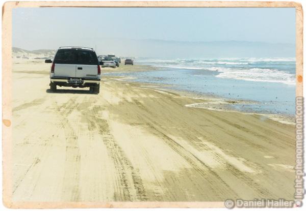 Pismo Beach, California – Sony Cyber-shot DSC-P1