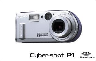 Sony Cyber-shot DSC-P1, Image Copyright: Sony