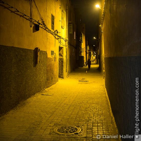 Medina von Marrakesch, UNESCO-Weltkulturerbe, Fujifilm X100S