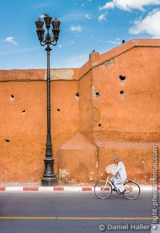 Unterwegs mit der Fujifilm X100S in Marrakesch, Königreich Marokko