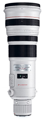 Canon EF 500mm f/4L IS USM