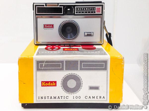 Kokdak Instamatic 100, Photokina 2014, Kamera-Aussteller: Medien-Museum.de, light-phenomenon.com, Daniel Haller