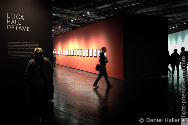Leica Hall of Fame, Photokina 2014, light-phenomenon.com, Daniel Haller