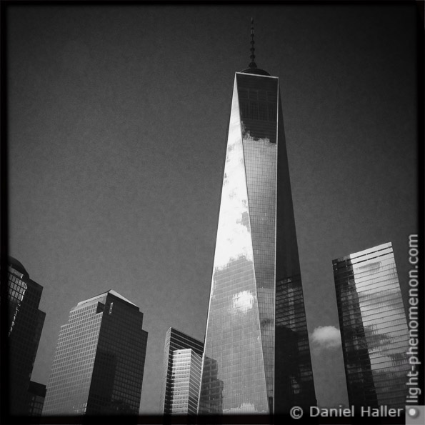 One World Trade Center, light-phenomenon.com, Daniel Haller