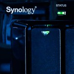 Synology Diskstation, NAS, light-phenomenon.com, Daniel Haller