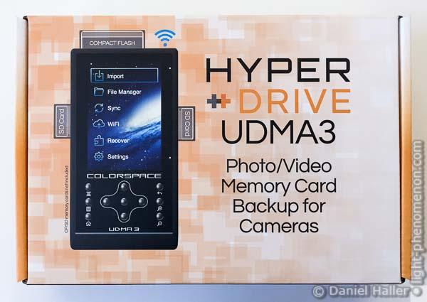 Hyperdrive Colorspace UDMA3, UDMA3-3837