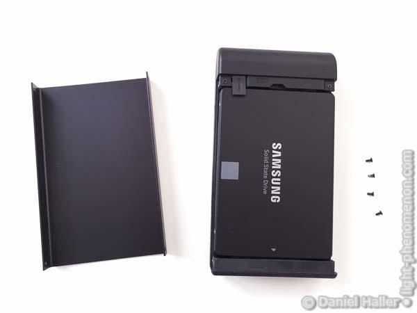 Hyperdrive Colorspace UDMA3, SSD Einbau, UDMA3-3853