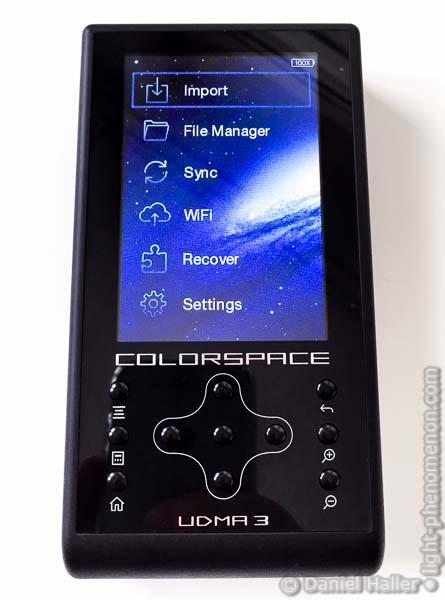 Bildertank Hyperdrive Colorspace UDMA3, UDMA3-3870