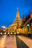 Shwedagon Pagoda, Yangon, Myanmar, Southeast Asia, Copyright (c) Daniel Haller - light-phenomenon.com. All rights reserved.