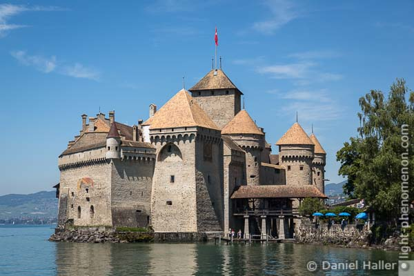 Schloss Chillon, Chillon Castle, Lake Geneva, Switzerland, Schloss_Chillon-8659, Daniel Haller, light-phenomenon.com