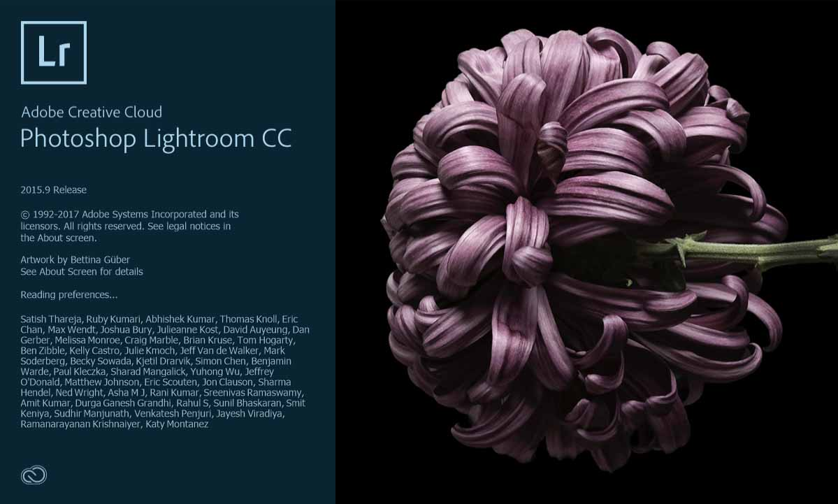 Lightroom CC 2015.9 Release (Image Copyright: Adobe)