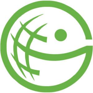 """GlocalMe Logo, Copyright: glocalme.com - """"SIM Free connection for simply travel"""""""