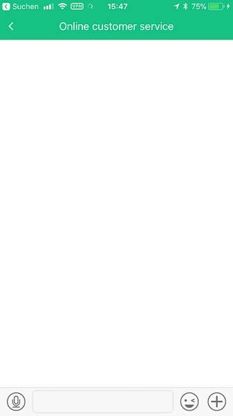 Sogar ein Online Support-Chat wird angeboten. Diesen habe ich bisher nicht ausprobiert. Es gab auch keinen Grund: Der GlocalMe Hotspot hat bisher einwandfrei funktioniert.